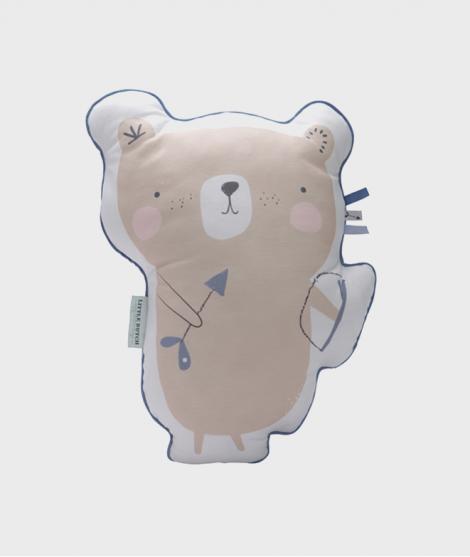 Perna pentru bebelusi si copii, forma urs, multicolora