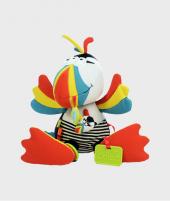 Jucarie cu activitati, Dolce, papagal, din plus - Jucarii cu activitati -ElcoKids