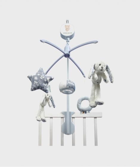 Carusel muzical din plus, Little Dutch, 35 x 35 cm