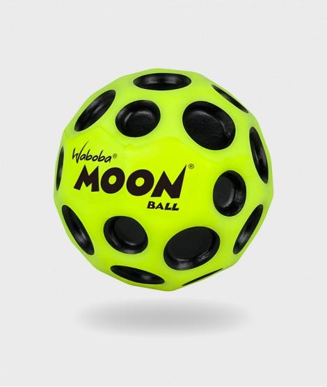 Minge pentru joaca Waboba Moon 63 mm Galbena - Mingi Waboba -ElcoKids
