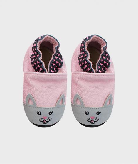 Botosei pentru copii 0-24 luni, Sweetheart Kitty Pink