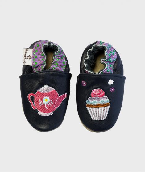 Botosei pentru bebelusi 0 - 4 ani, Sweet Tea Navy