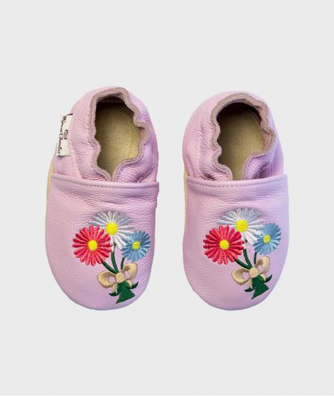 Botosei pentru fetite 0 - 4 ani, Flower Bouquet Lilac