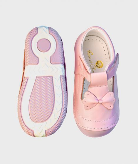 Incaltaminte pentru copii Classic Bow Pink