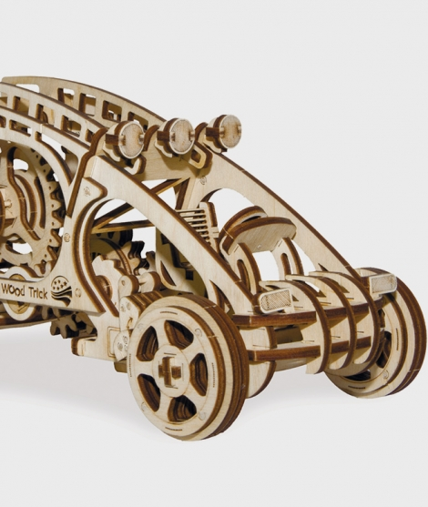 Puzzle mecanic 3D Buggy