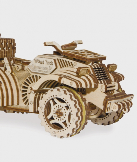 Puzzle mecanic 3D ATV