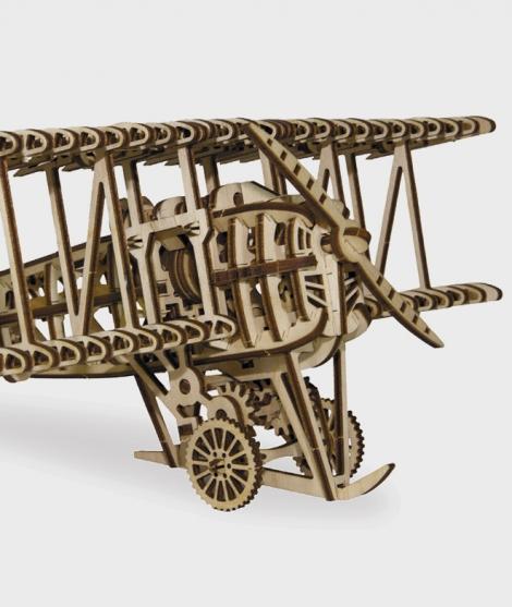 Puzzle mecanic 3D Avion