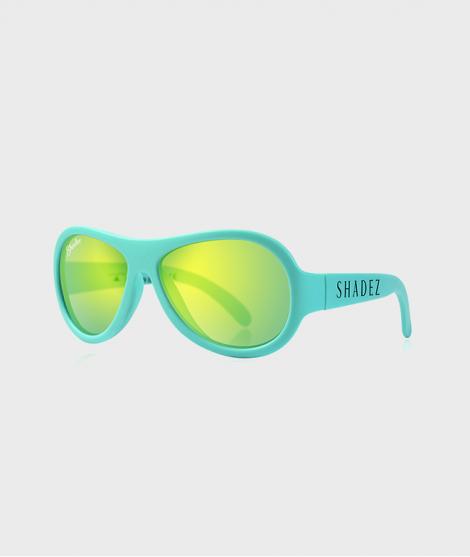 Ochelari de soare, Shadez, Turquoise, Junior, 3-7 ani