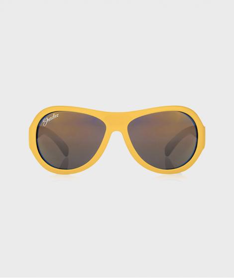 Ochelari de soare Elefant pentru bebelusi, galbeni