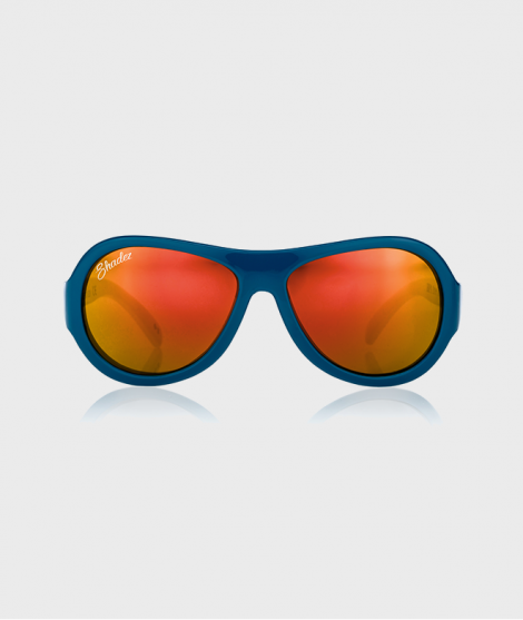 Ochelari de soare, Shadez, Dino, albastri, 0-3 ani