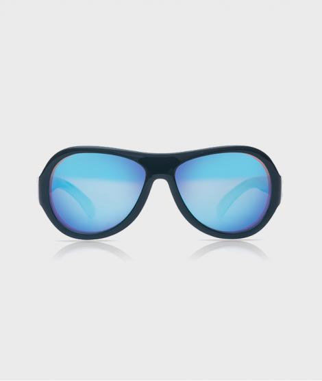 Ochelari de soare Helicopter Camo Junior, albastri