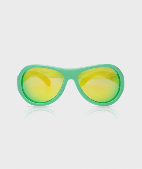 Ochelari de soare, Shadez, Leaf Print, Teeny, verzi, 7 ani+