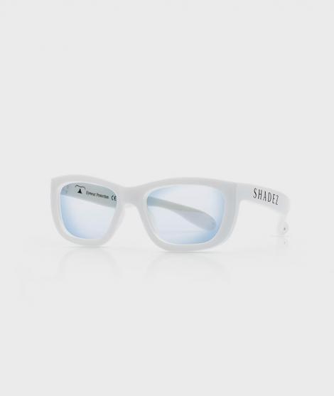 Ochelari de protectie pentru calculator 7-16 ani, albi