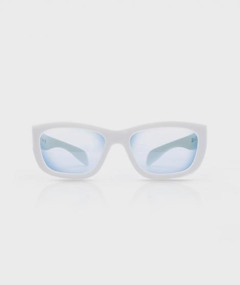 Ochelari de protectie monitoare +16 ani, albi