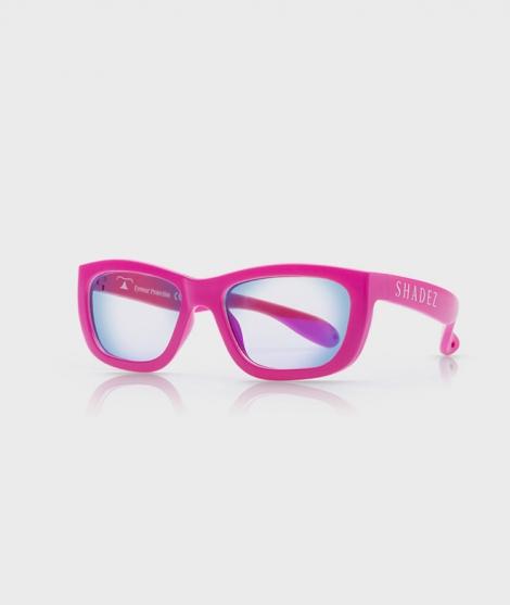 Ochelari de protectie monitoare +16 ani, roz
