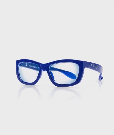 Ochelari de protectie monitoare +16 ani, albastri