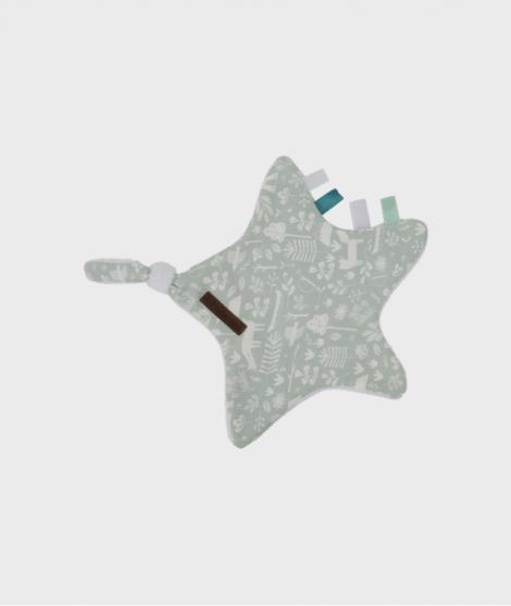 Jucarie de plus, Little Dutch, stea, 30x35 cm