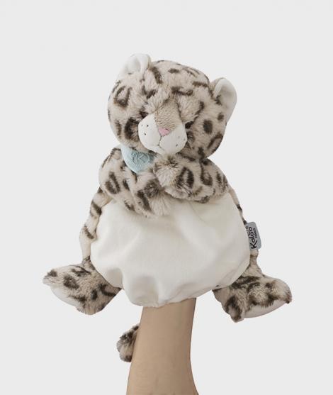 Marioneta de plus Leopard, 30 cm, Kaloo