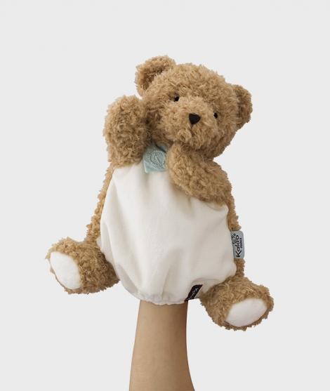 Marioneta de plus Ursulet, 30 cm, Kaloo