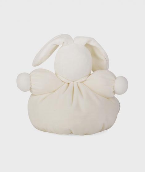 Iepuras de plus Kaloo, 25 cm, crem, gama Perle - Jucarii de plus bebelusi -ElcoKids
