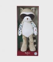 Papusa de plus raton Leon, Kaloo, 25 cm - Jucarii de plus -ElcoKids