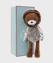 Urs de plus Gastone, Kaloo, maro, 35 cm - Jucarii de plus -ElcoKids