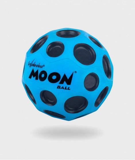 Minge pentru joaca Waboba Moon 63 mm Aalbastraa