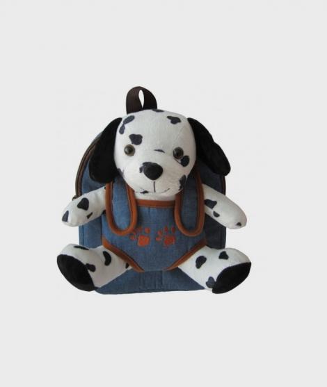 Rucsac cu cățel dalmațian detașabil - Rucsaci pentru copii -ElcoKids