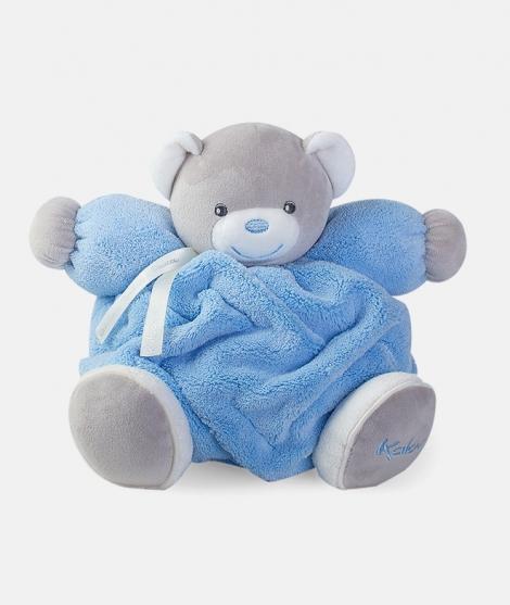 Ursulet de plus, Kaloo, gama Plume, albastru, 25 cm