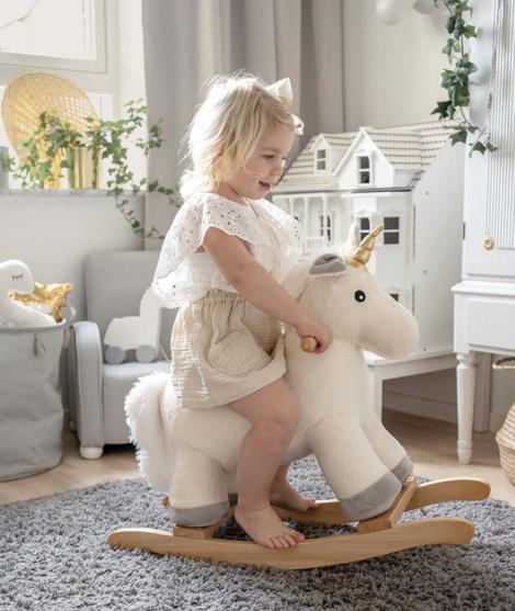 Balansoar Unicorn JaBaDaBaDo