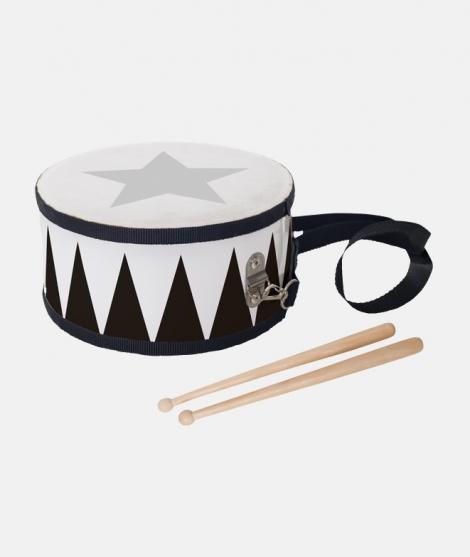 Toba pentru copii, alb cu negru, JaBaDaBaDo - Instrumente muzicale de jucarie -ElcoKids