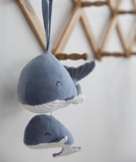 Jucarie muzicala pentru bebelusi blue Little Dutch