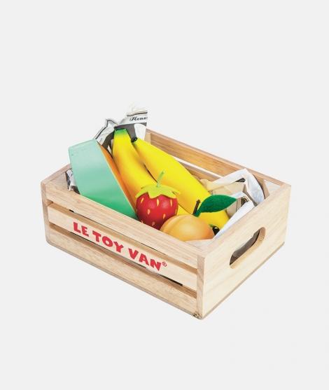 Ladita cu fructe, Le Toy Van, din lemn, 2 ani+