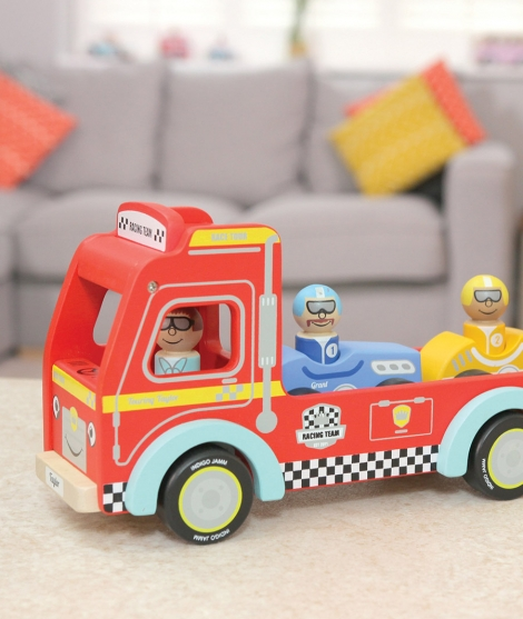 Masina transportator  - Indigo Jamm