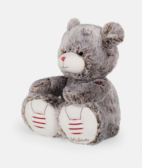 Urs de plus gri 38 cm Kaloo