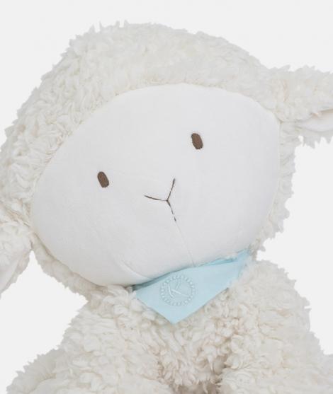 Jucarie de plus, Kaloo, Miel, alb, 45 cm