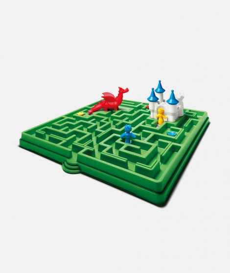 Joc labirint Frumoasa Adormita, Smart Games, 60 provocari