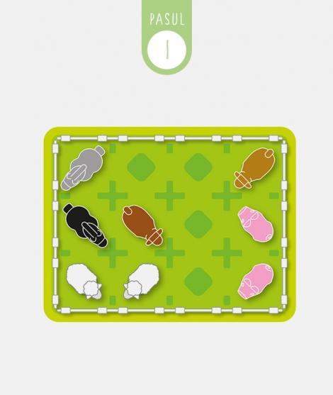Joc de logica Smart Farmer, Smart Games, 60 provocari