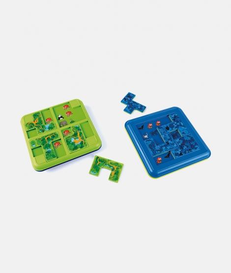 Joc de gandire Jungle, Ascunde si Cauta, Smart Games, 7-99 ani