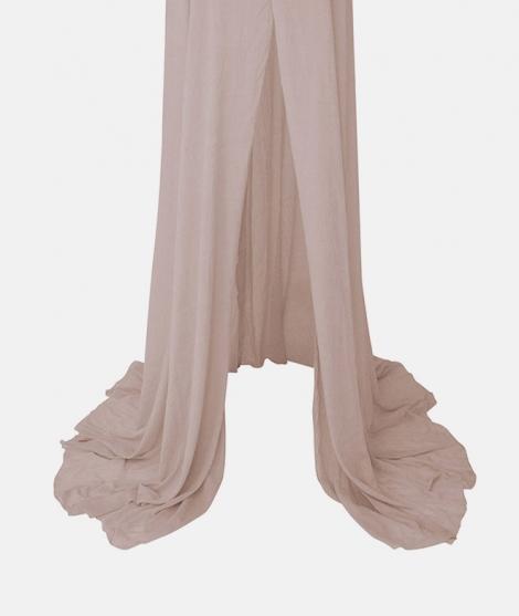 Baldachin, JaBaDaBaDo, textil, roz, 230 cm