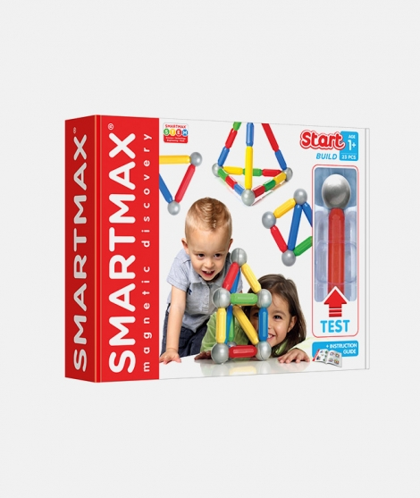 Joc educativ Start, SmartMax, magnetic, 23 piese