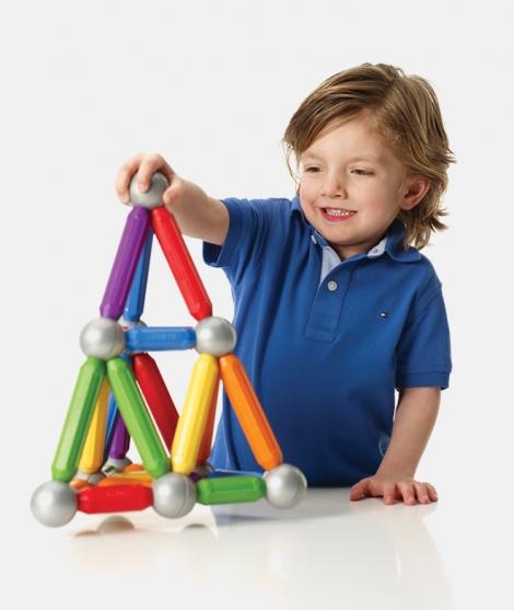 Joc educativ Start XL, SmartMax, magnetic, 42 piese