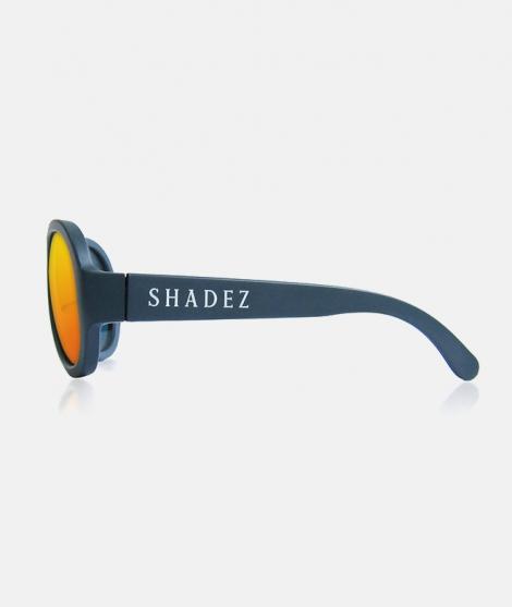 Ochelari de soare, Shadez, Pastel Blue Elias, Junior, 3-7 ani - Ochelari de soare copii -ElcoKids