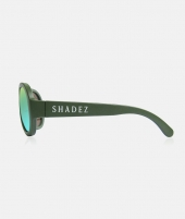 Ochelari de soare, Shadez, Pastel Mose Simen, Junior, 3-7 ani - Ochelari de soare copii -ElcoKids