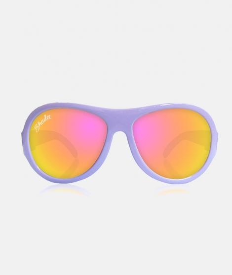 Ochelari de soare, Shadez, Flower Patch, Baby, violet, 0-3 ani