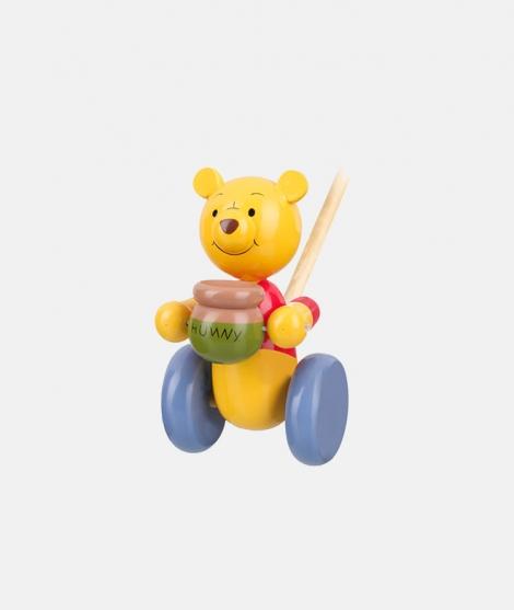 Jucarie de impins, Orage Tree Toys, Winnie the Pooh