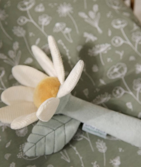 Jucarie zornaitoare, Little Dutch, Little Goose, floare