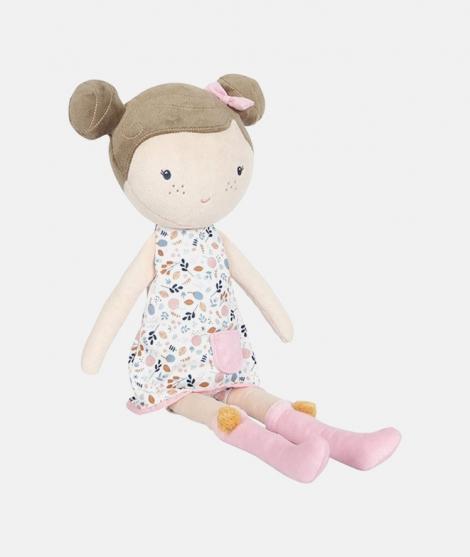 Papusa din plus, Little Dutch, Rosa, 35 cm