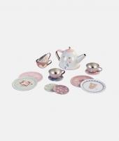 Set pentru ceai, Little Dutch, metalic, 9 piese - ElcoKids